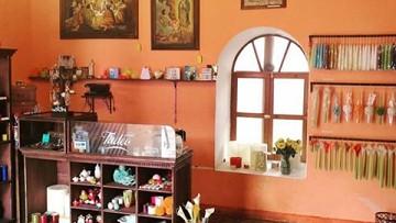 Tienda y Librería Católica - Casa Tadeo  en San Lucas Sacatepéquez San Lucas Sacatepéquez
