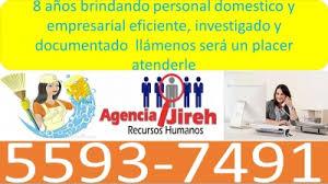 RECURSOS HUMANOS GUATEMALA Agencia Jireh (todas las zonas) en Guatemala Guatemala