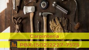 Servicio de Carpinteria en Guatemala | Servicios de Guatemal en Guatemala Guatemala