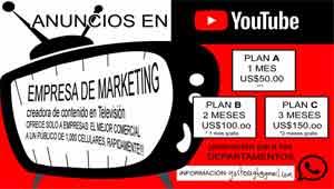 Publicidad en Youtube en Chimaltenango Chimaltenango