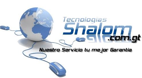 Logo Tecnologías Shalom